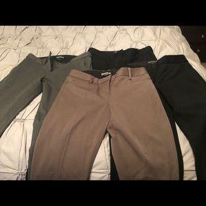 Like new Express Columnist dress pants